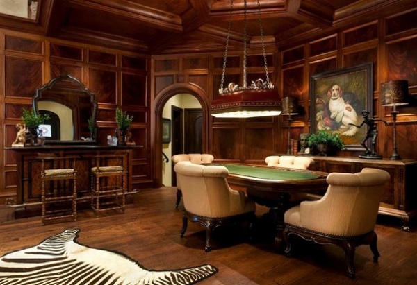 Full House 12 Stylish Poker Rooms Decor Ideas