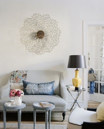 Eclectic Living Room by McGrath II