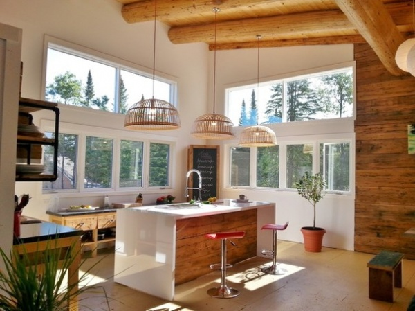 Farmhouse Kitchen by Oumf design