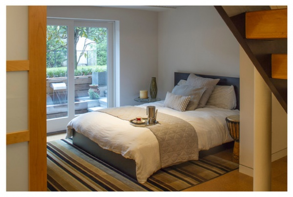Modern Bedroom by Princeton Design Collaborative