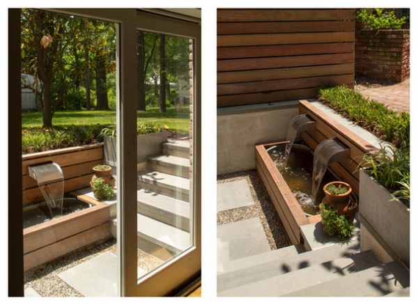 Modern Patio by Princeton Design Collaborative