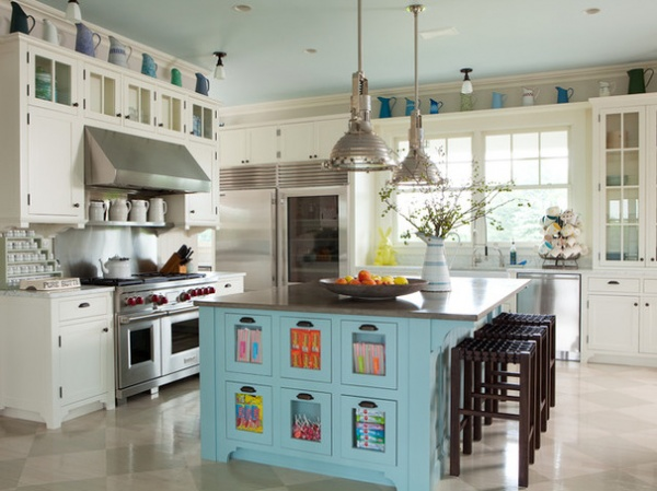 Kitchen Confidential 7 Ways To Mix And Match Cabinet