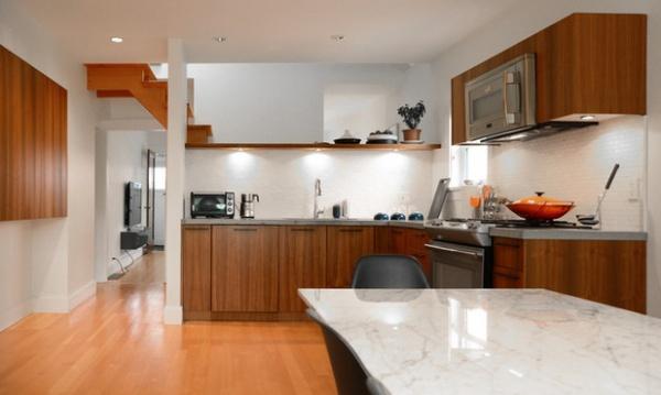 Eclectic Kitchen by Jane Vorbrodt