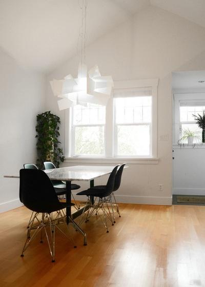Eclectic Dining Room by Jane Vorbrodt