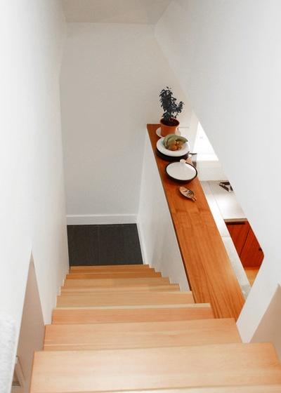 Modern Staircase by Jane Vorbrodt