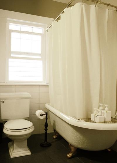 Traditional Bathroom by Jane Vorbrodt