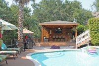 Room of the Day: Raising the Outdoor Bar in Texas