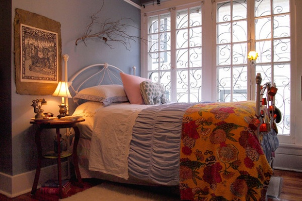 My Houzz: Vintage Whimsy in a College Apartment in New Orleans ...