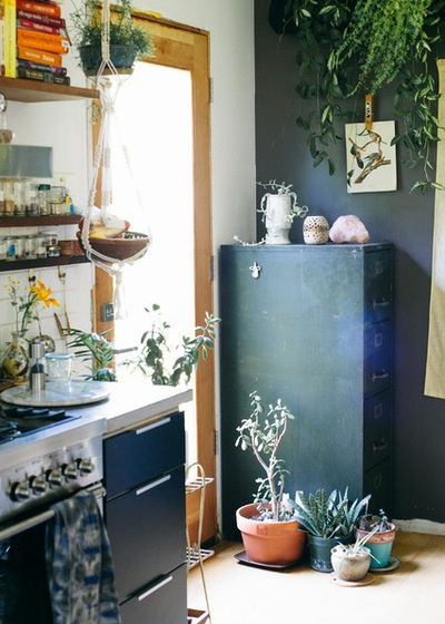 Eclectic Kitchen by A Darling Felicity Photography