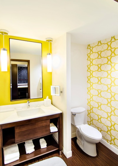 7 Striking Paint Colors For Your Powder Room Decor Ideas
