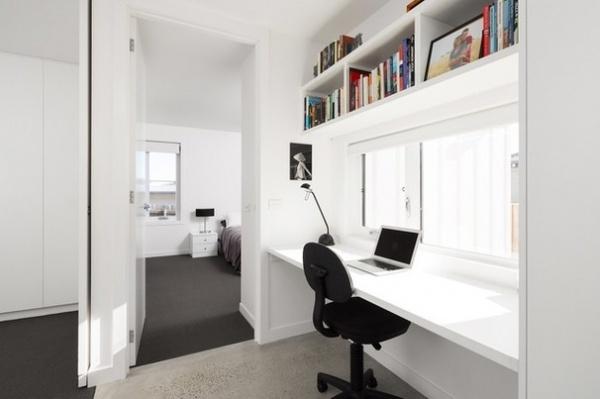 Scandinavian Home Office by Jigsaw Housing