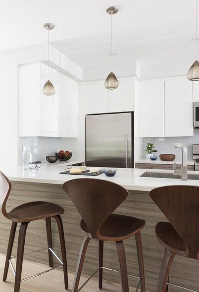 Contemporary Kitchen by FIG Interiors