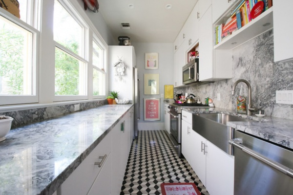 Eclectic Kitchen by Michaela Dodd