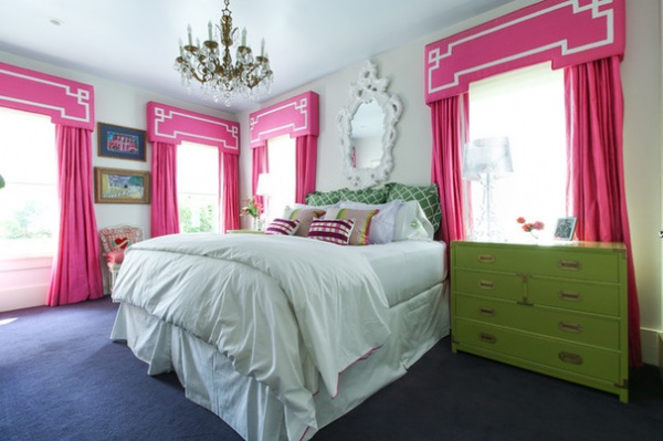 Eclectic Bedroom by Michaela Dodd