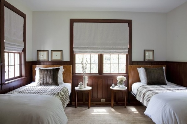 Traditional Bedroom by CFK Interiors