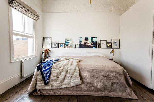 Eclectic Bedroom by Jino Design Ltd