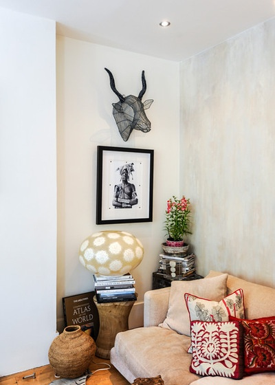 Eclectic Living Room My Houzz: